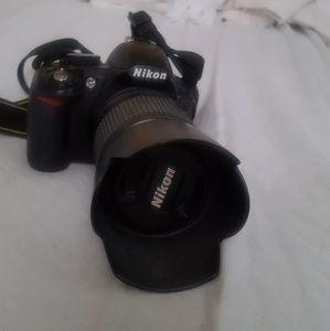SOLD Nikon D3200, Two Lenses